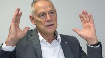Martin Kunzmann will noch bis Januar 2022 den DGB im Südwesten führen.