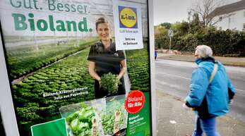 Auch die Bioland-Bauern profitieren vom Verkauf ihrer Produkte in den Discountern