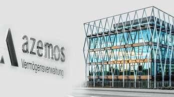 Die azemos vermögensmanagement gmbh ist im repräsentativen Gebäude des BIZZ in Offenburg untergebracht.