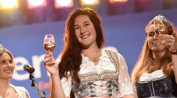Zuletzt wurde Nicole Kist 2019 in Offenburg zur neuen Ortenauer Weinprinzessin gewählt – dann kam Corona.