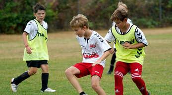 Die Füchsle-Camps richten sich in diesem Jahr an Jungs und Mädchen der Jahrgänge 2008 bis 2013.