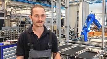 Die Ausbildungen zum Mechatroniker, Elektroniker oder auch Zerspanungstechniker sind bei Kratzer gefragt.
