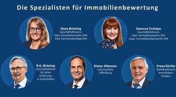 Marktkenntnis und Vertrauen - die Experten der Immobiliengruppe R.G. Brüning GmbH versprechen Professionalität und Seriosität.