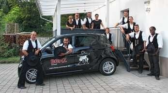 Tradition und Innovation: Das Team der Zimmerei Benz lebt die Leidenschaft zu Holz.