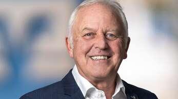 Claus Preiss, Vorstandsvorsitzender der Volksbank Bühl.