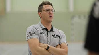 Gregor Roll war zwei Spielzeiten lang Trainer der HSG Hanauerland.