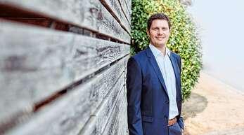 Patrick Kriegel ist Steuerberater und Geschäftsführer.