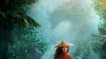 Raya und die Drachin Sisu
