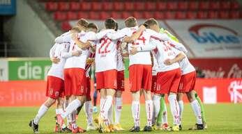 Die Mannschaft von Jahn Regensburg muss in Quarantäne.