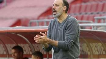 Pellegrino Matarazzo ist seit dem 30. Dezember 2019 Trainer des VfB Stuttgart – mit seiner Dienstzeit liegt der Italo-Amerikaner im Bundesliga-Mittelfeld der Dauerbrenner auf der Trainerbank.