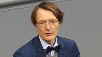 Karl Lauterbach ist seit 2005 Abgeordneter im Deutschen Bundestag.