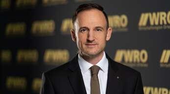 Dominik Fehringer Geschäftsführer der WRO