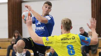 Jacob Funk und der TuS Helmlingen hoffen, die laufende Saison noch beenden zu können.