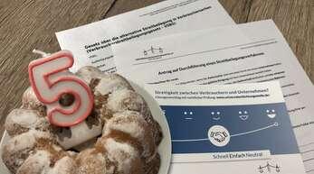Die Verbraucherschlichtung in Deutschland, oder genauer: das Verbraucherstreitbeilegungsgesetz, wird fünf Jahre alt.