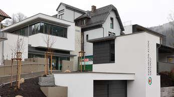 Die Parkinson-Klinik in Wolfach. Die JuPa lädt auch regelmäßig Referenten aus der Fachklinik ein.