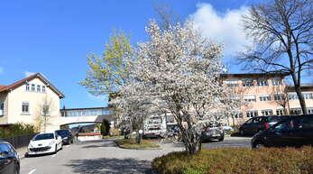 Das Oberkircher Krankenhaus soll zum 30. September geschlossen und in ein Gesundheitszentrum umgebaut werden.
