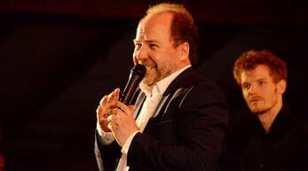 Wird sich Opernsänger Jean-Noël Briend langsam von der Bühne zurückziehen? Der 51-Jährige macht sich derzeit so seine Gedanken.