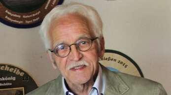 Jahrezehntelang war Manfred Ziegelmeier in Renchener Vereinen aktiv. Mit 70 Jahren beendet er nun seine langjährigen ehrenamtlichen Tätigkeiten.