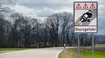Motorradunfälle gibt es immer wieder am sogennanten Motodrom zwischen Wagshurst undRheinbischofsheim.