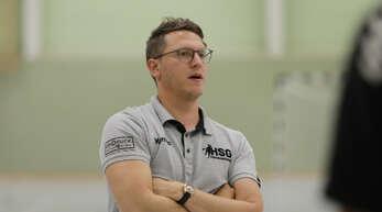 Gregor Roll trainiert künftig die HSG Ortenau Süd.