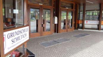 Inzidenz über 200: Auch die Grundschule Schiltach/Schenkenzell wird heute nicht wie geplant öffnen.