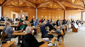 Die Entscheidung zur Schließung des Oberkircher Krankenhauses wurde von fünf Renchtäler Kreisräten mitgetragen. Das erregte den Zorn von BfO-Fraktionschef Rudolf Hans Zillgith, der sich jetzt bei OB und Kreisräten für seine Attacke entschuldigte.