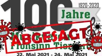 Der Musikverein Tiergarten hat seine Jubiläumsfeierlichkeiten jetzt endgültig abgesagt.