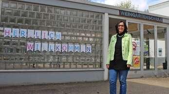Neue Konrektorin der Weingartenschule: Brigitte Voltz, die seit 1988 in der Zell-Weierbacher Schule arbeitet.