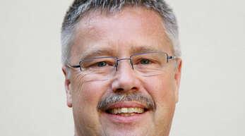 Hans-Joachim Fomferra, seit 1988 Wirtschaftsförderer der Stadt Offenburg.