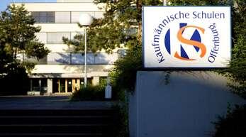 Die Kaufmännischen Schulen haben ein Testzentrum eingerichtet.