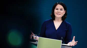 Seit Montag steht fest: Annalena Baerbock (links) soll ihre Partei als Kanzlerkandidatin in die Bundestagswahl führen.