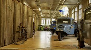 Vor allem mit seiner Museums-Vielfalt – hier ein Blick in das Erfinderzeiten-Museum – soll Schramberg die Attraktionen im Einzugsgebiet des STK ergänzen.