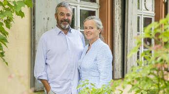 Stefani und Hans-Christopher Roeder von Diersburg: Hohberg hat vieles, worauf man stolz sein kann.