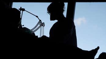 Die dritte Pandemiewelle hat die Krankenhäuser in der Region seit Mitte April fest im Griff. Die Situation hat sich beispielsweise in Freudenstadt und Rottweil zugespitzt.