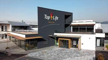 Das Top-Life Gesundheitszentrum Benz KG in Berghaupten bietet Wellness, Fitness, Rehabilitation und Therapie unter einem Dach.