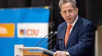 Hans-Georg Maaßen ist in Thüringen zur Bundestagswahl nominiert worden.