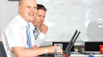 Bei schrempp wird in flexiblen Teams gearbeitet - sei es in der Entwicklung oder bei der Kundenbetreuung.