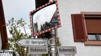 Bis Ende des Jahres soll die Entwurfsplanung für den Bebauungsplan Hubeneck abgeschlossen sein.