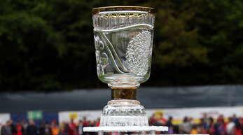 Um die Trophäe im SBFV-Pokal wird frühestens Ende Juni gespielt.