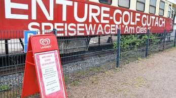 Zu früh gefreut: Der Gutacher Adventuregolf- und Soccerpark in Gutach musste seine zum vergangenen Wochenende geplante Öffnung wieder absagen. Kommendes Wochenende wird aber tatsächlich geöffnet - auch mit dem Segen des Landratsamts.