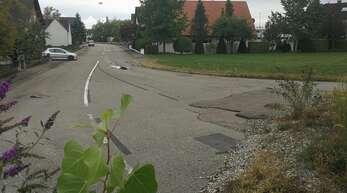 Aus dem bislang nur provisorisch hergerichteten Wendehammer soll ein schmucker Quartiersplatz werden.