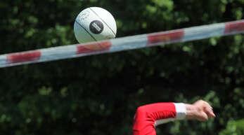 Die Faustball-Bundesliga soll am 12./13. Juni beginnen. Eine Verschiebung in den Juli ist aber auch noch möglich.