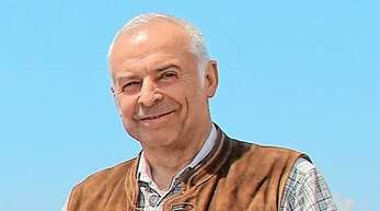 Wolfgang Bär ist Vorsitzender des DRK in Renchen.