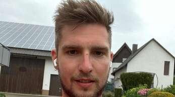 Daniel Kirn vom Landesliga-Team des SV Stadelhofen liegt aktuell auf Platz 19 der Punkterangliste.