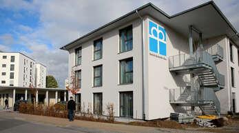 Das Dietrich-Bonhoeffer-Haus in Bohlsbach bei der Eröffnung 2019.
