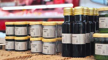 Das Ziel der Genossenschaftsidee: Feine Produkte aus der Region anzubieten.