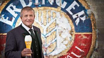 21 Jahre lang leitete Peter Liebert aus Biberach die Geschicke der Brauerei Erdinger Weißbräu.
