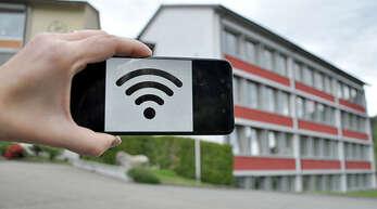 Wolfachs Gemeinderat vergab am Dienstag den Ingenieurvertrag für die Digitalisierung von Herlinsbachschule (Bild) und Realschule in den nächsten zwei Jahren. In puncto W-Lan soll es bereits im Sommer Fortschritte geben.
