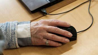 Vom heimischen Computer aus kann man immer mehr Dienstleistungen der Stadtverwaltung in Anspruch nehmen.