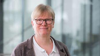 Stefanie Blum ist stellvertretende Leiterin des Geschäftsbereichs International bei der IHK Südlicher Oberrhein.